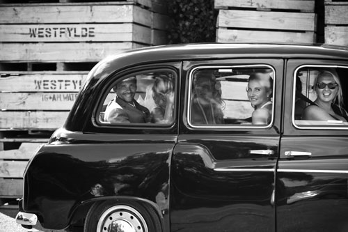 London Black Cab For Hire